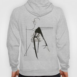 Silhouette (Moving-forward) Hoody