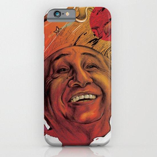 Tío Simón iPhone & iPod Case
