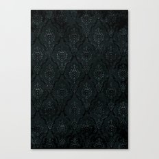Victorian Onyx Canvas Print