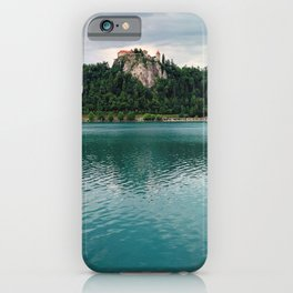 The Magical Lake Bled (Slovenia) iPhone Case