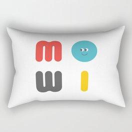 Mo wi Rectangular Pillow