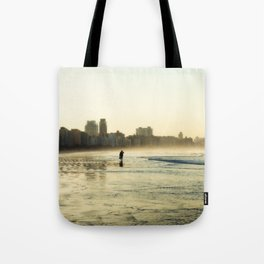 some walks you have to take alone Tote Bag