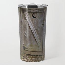 Outhouse Travel Mug