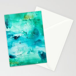 Dream with me in the Sea No 1 Stationery Cards