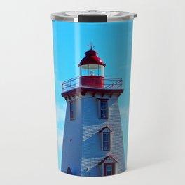 Souris PEI Lighthouse Travel Mug