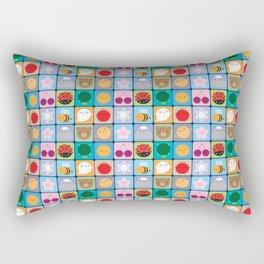Kawaii Seasons Rectangular Pillow