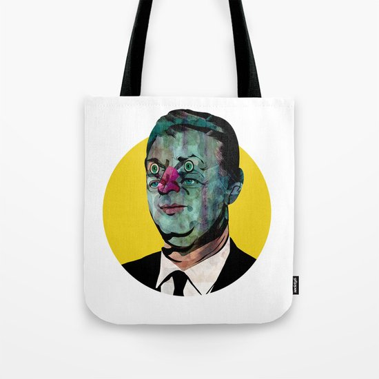 Businessman Tote Bag
