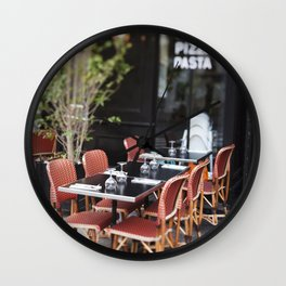 La Romanella - Eat Well, Travel Often Wall Clock