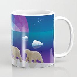 Polar Bears Journey Coffee Mug