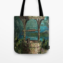 Everlasting Life Tote Bag