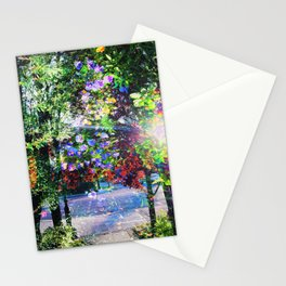 Enchanted Nature Stationery Cards
