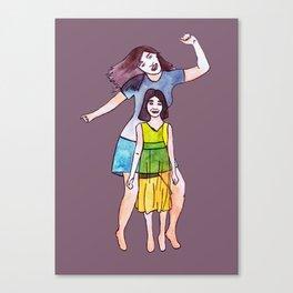 Niña Canvas Print