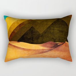 DESERT XOX Rectangular Pillow