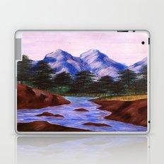 Mountain Stream Laptop & iPad Skin