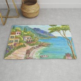 Seaside Village Rug