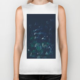 """""""Conquest of the Useless"""" by Werner Herzog Print (v. 9) Biker Tank"""