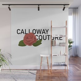 Calloway Couture Wall Mural