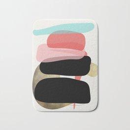 Modern minimal forms 1 Bath Mat