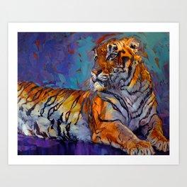 Ramah Art Print