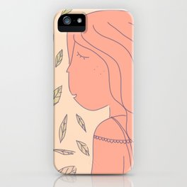 Sweet Days iPhone Case