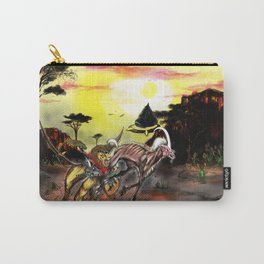 Final Fantasy 8 Chimera vs Mesmerize Carry-All Pouch