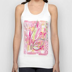 See the Beauty Unisex Tank Top