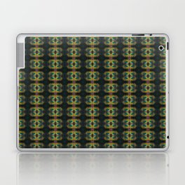 Peacock Bead Abstract Laptop & iPad Skin