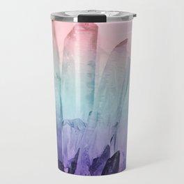 FESTIVAL RAINBOW CRYSTAL Travel Mug