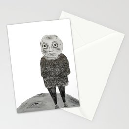 Moonman Stationery Cards