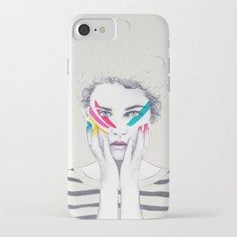 War Paint Ramona iPhone Case