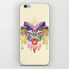 Demon Kitty iPhone & iPod Skin