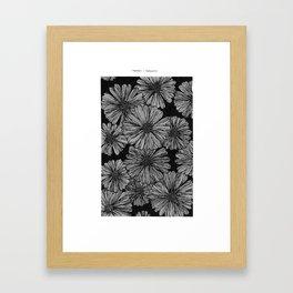 Marguerite Framed Art Print