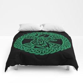Celtic Nature Deer Comforters