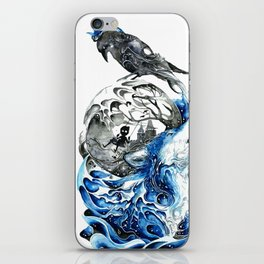 Wold iPhone Skin