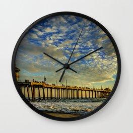 Roxanne's Sunset Wall Clock