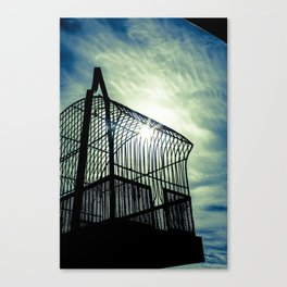To Catch The Light Canvas Print