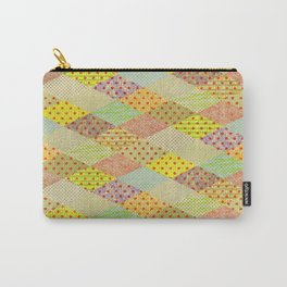 SPONGE CAKE / PATTERN SERIES 001 Carry-All Pouch