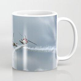 Peacock Helicopters Coffee Mug