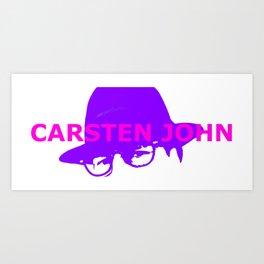 Merchandise Artist Carsten John Art Print