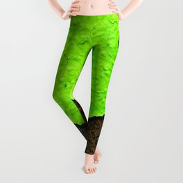 Topographic Vandalism Leggings