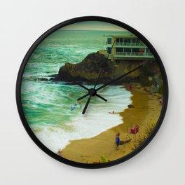 LaGuNa Beach Ca Wall Clock
