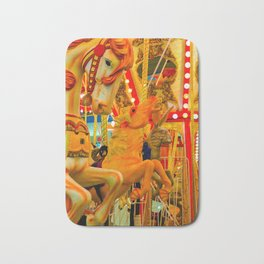 Whimsical Ride Bath Mat