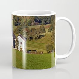 Beautiful traditional farmland scenery | landscape photography Coffee Mug