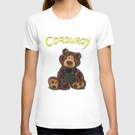 Corduroy T-shirt