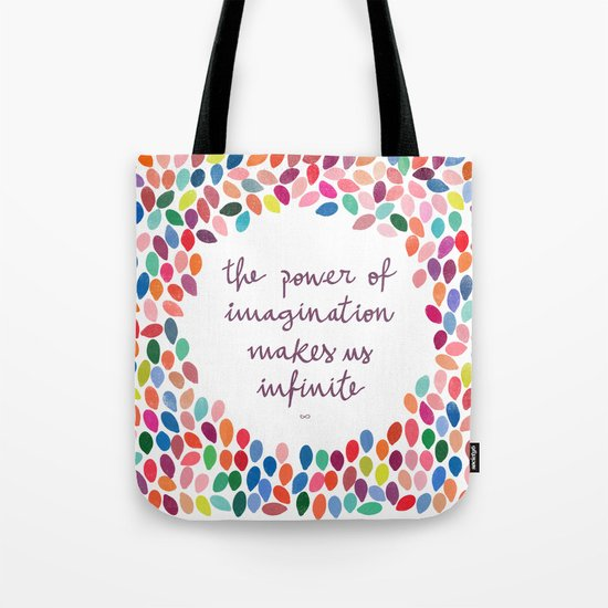 Imagination by Anna Carol & Garima Dhawan Tote Bag