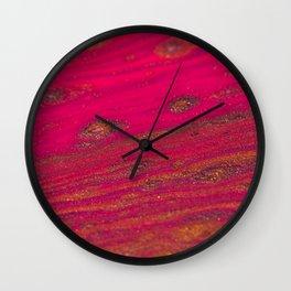 Lifeline Acrylic Pour 2301 Wall Clock