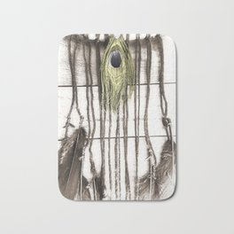 Feathered Dreams Bath Mat