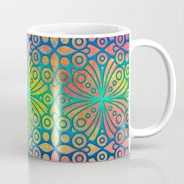 DP050-3 Colorful Moroccan pattern Coffee Mug