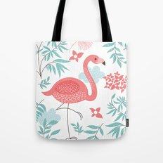 Single Flaming Tote Bag