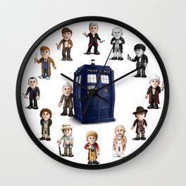 Timelord Clock Wall Clock